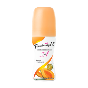 Flawlessly U - Deodorant - Papaya + Calamansi