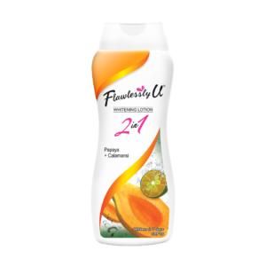 Flawlessly U - Lotion - Papaya + Calamansi