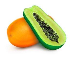 Orange Papaya vs. Green Papaya How Do They Really Lighten the Skin optimized
