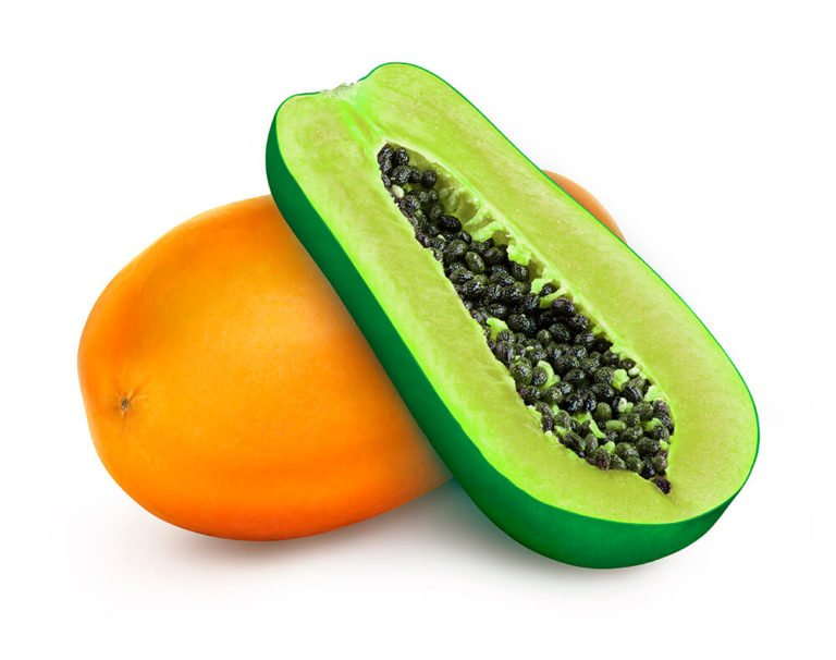 Orange Papaya vs. Green Papaya How Do They Really Lighten the Skin optimized